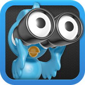 BirdEye - Twitter Photo viewer for iPad icon