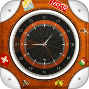 Travel Alarm Clock Lite icon