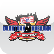 WYCD Downtown Hoedown icon