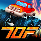 Tires of Fury Monster Truck Racing for mac