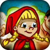 Grimm's Red Riding Hood ~ 3D Interactive Pop-up Book icon