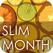 Slim Month - Daily slimming tips to help you lose weight faster icon