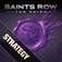 Saints Row: The Third - Strategy Map by Prima