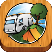 Camping List PRO for iPad icon