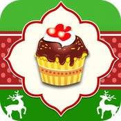 Christmas Muffins & Holiday Cupcakes - Festive Recipes icon