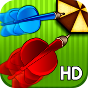 Crazy Dart Shooter HD icon
