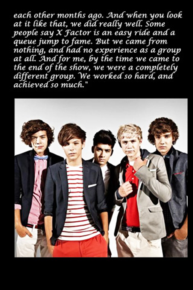 One Direction Wallpapers & Career ...