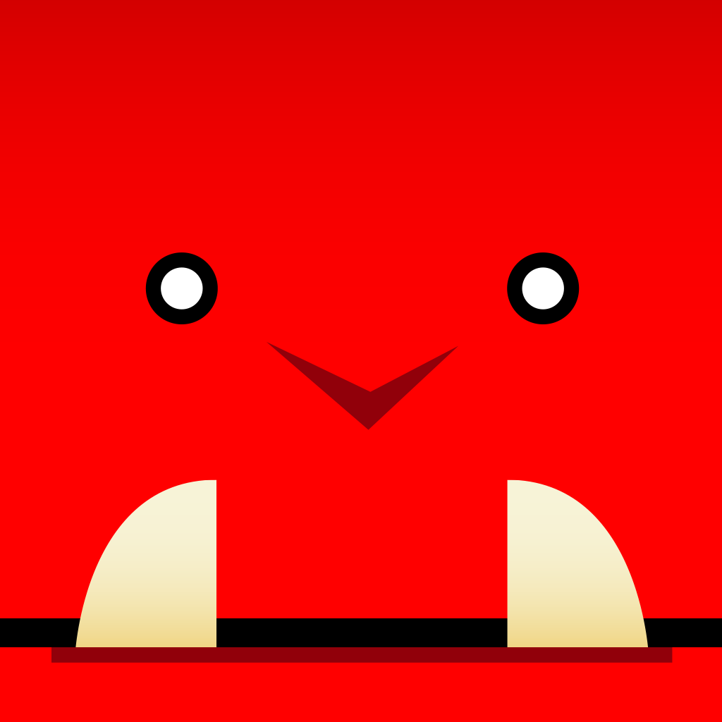Hungry Oni icon 1024px png