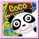 Coco the Panda - Children's Interactive Book