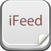 iFeed: News Reader for iPhone and iPad icon