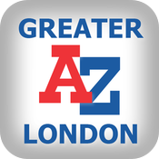 Greater London A-Z for iPad icon