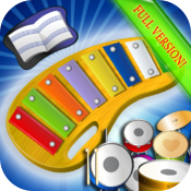 Music Sparkles – All In One Musical Instruments Collection HD : Full Version icon