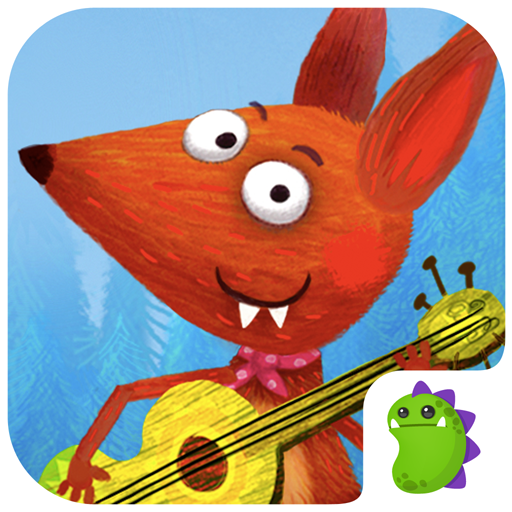 Little Fox Music Box – Kids songs – Sing along