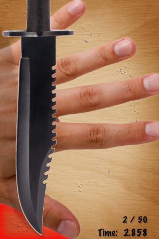 Knife Dancing