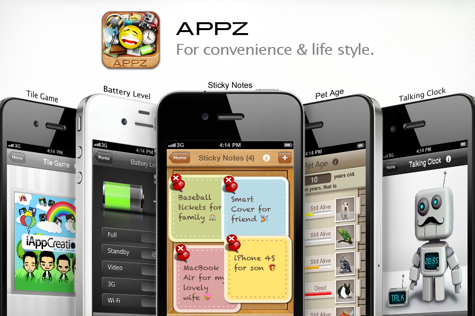 AppZ - All in ONE Download NOW!!!