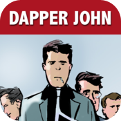 Dapper John : In the Days of the Ace Rock 'n' Roll Club (for iPhone) icon