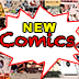 Manga & Comics New Arrivals at a Glance (HD)