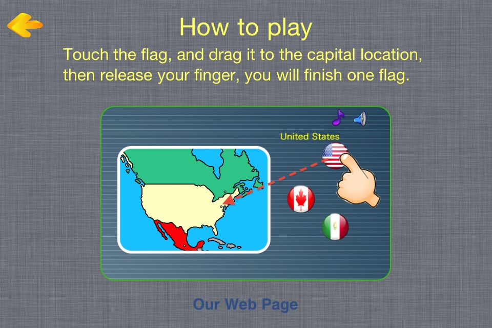 7 continents country flags game Lite(Europe) | iPhone Family games ...