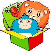 The Loonimals Toy Box icon