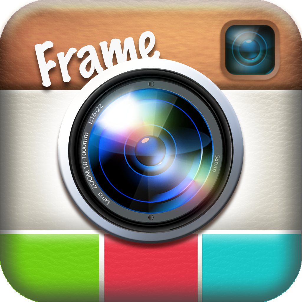 Instaframe - Photo Collage + Picture Caption editor for Instagram Free