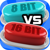 8-bit vs 16-bit HD Free icon
