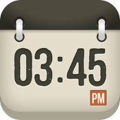Desk Clock Calendar icon
