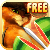 Fruit Ninja: Puss in Boots Free icon