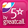 5Star Urgent Response by GreatCall - personal safety and security help button for emergency assistance - 24/7 live support, 911 access, GPS Location, pers, mpers, mobile personal emergency response system