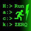 Hack Run ZERO - Games - Text Based Adventure - iPad - By i273