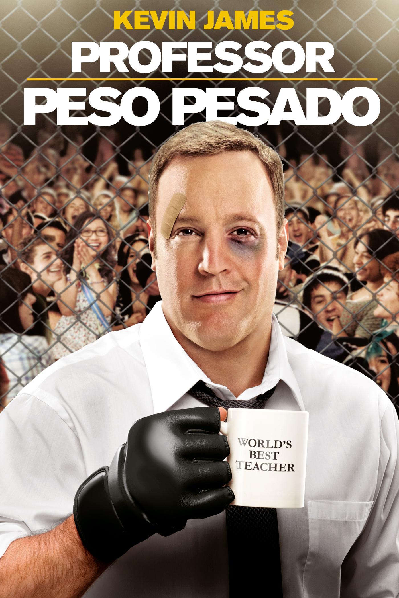 Professor Peso Pesado Dublado 2013