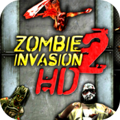 Zombie Invasion 2 HD icon