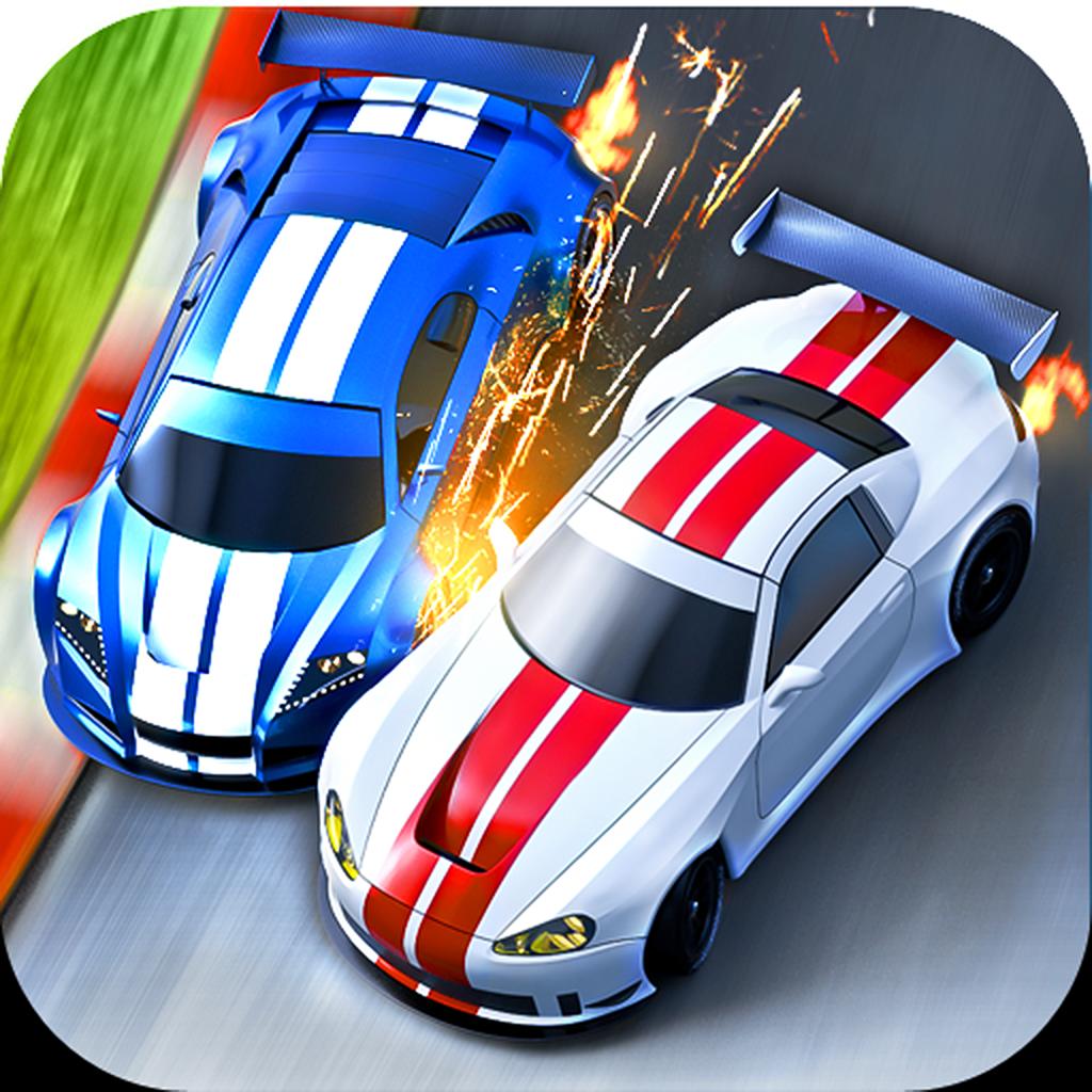 mzl.ckgpbzhd VS. Racing 2, un entretenido juego de coches para iPad