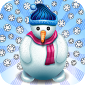 Pocket Snow Storm! A Virtual Reality Blizzard! (White Christmas Edition!) icon