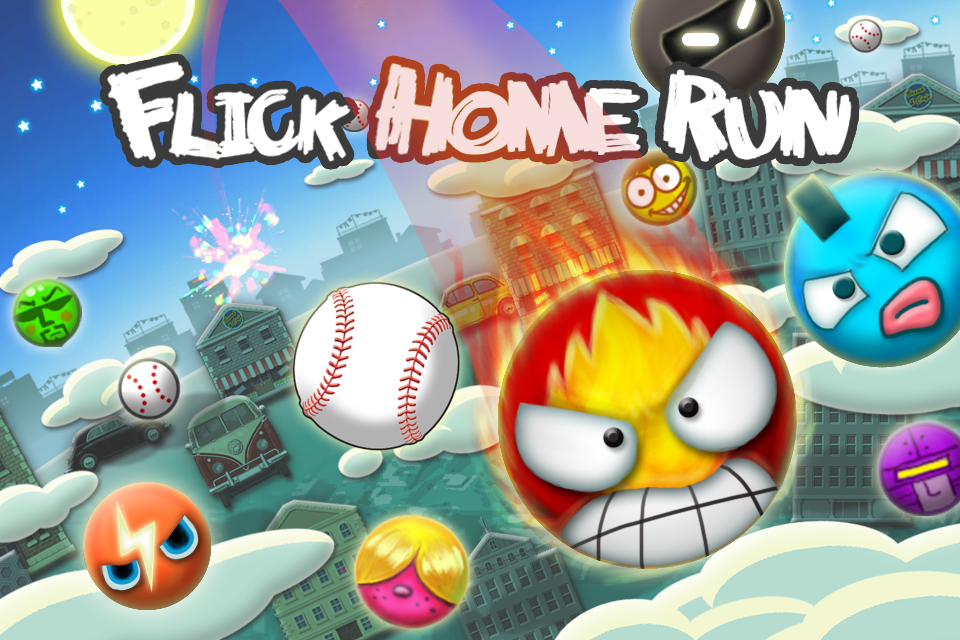 Flick Home Run