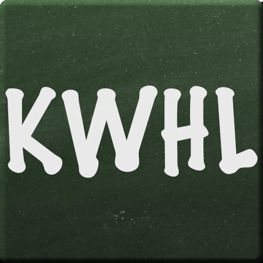 KWHL Chart By Madshak Studio