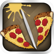Slice the Pizza icon