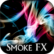 Abstract Smoke FX icon