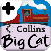 Collins Big Cat: The Steam Train Story Creator icon