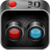 VideoCam3D - Record and Convert Videos into 3D Movies! icon