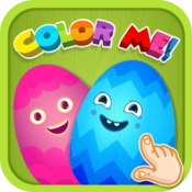 Color Me !!! Easter Edition icon