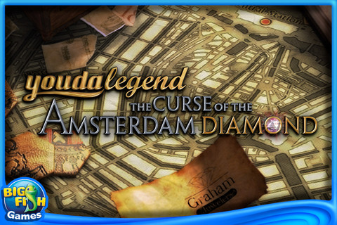 Screenshot Youda Legend: The Curse of the Amsterdam Diamond