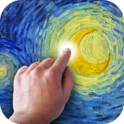 Starry Night Interactive Animation icon