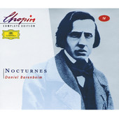 Nocturne No.1 in B flat minor, Op.9 No.1 - Daniel Barenboim