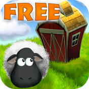Running Sheep: Tiny Worlds HD Free icon