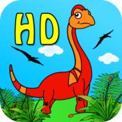 Dino Fun HD icon