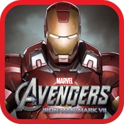 MARVELS THE AVENGERS: IRON MAN  MARK VII icon