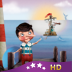 Pinocchio HD - Interactive Book for Children