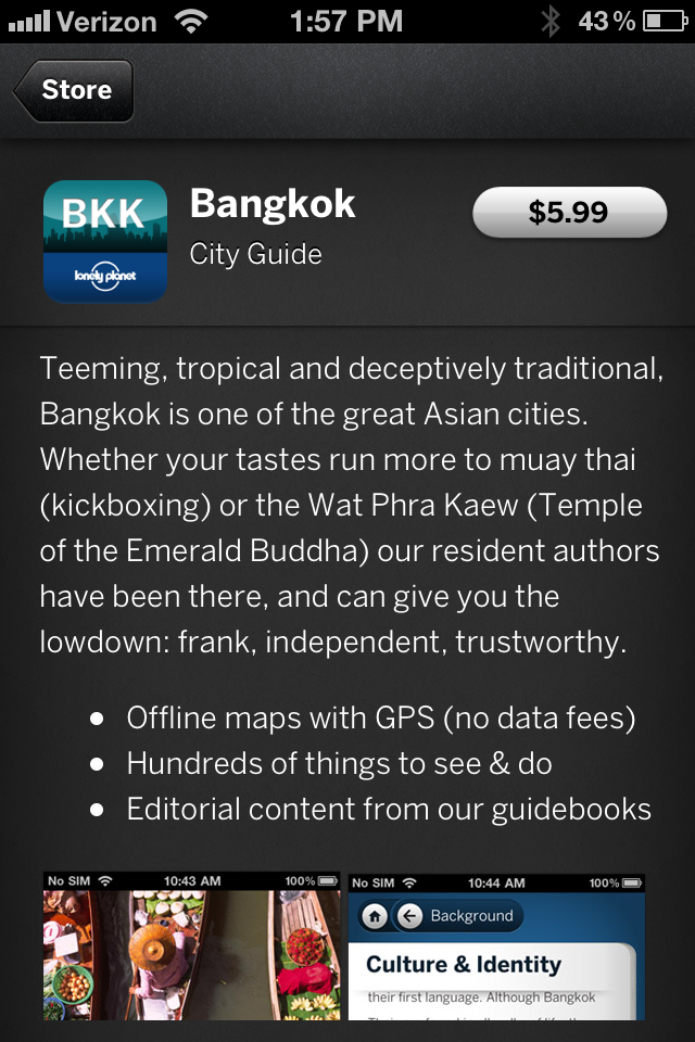 Lonely Planet Travel Guides, Phrasebooks, and maps
