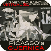 Picasso Augmented Guernica Painting icon