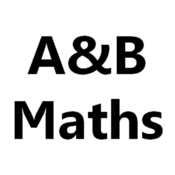 A&B Maths icon